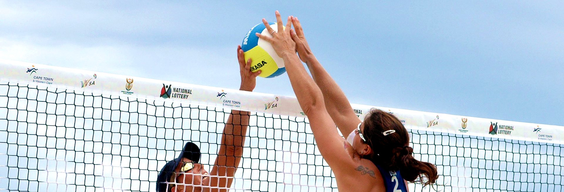 Tournoi de Beach Volley 2014