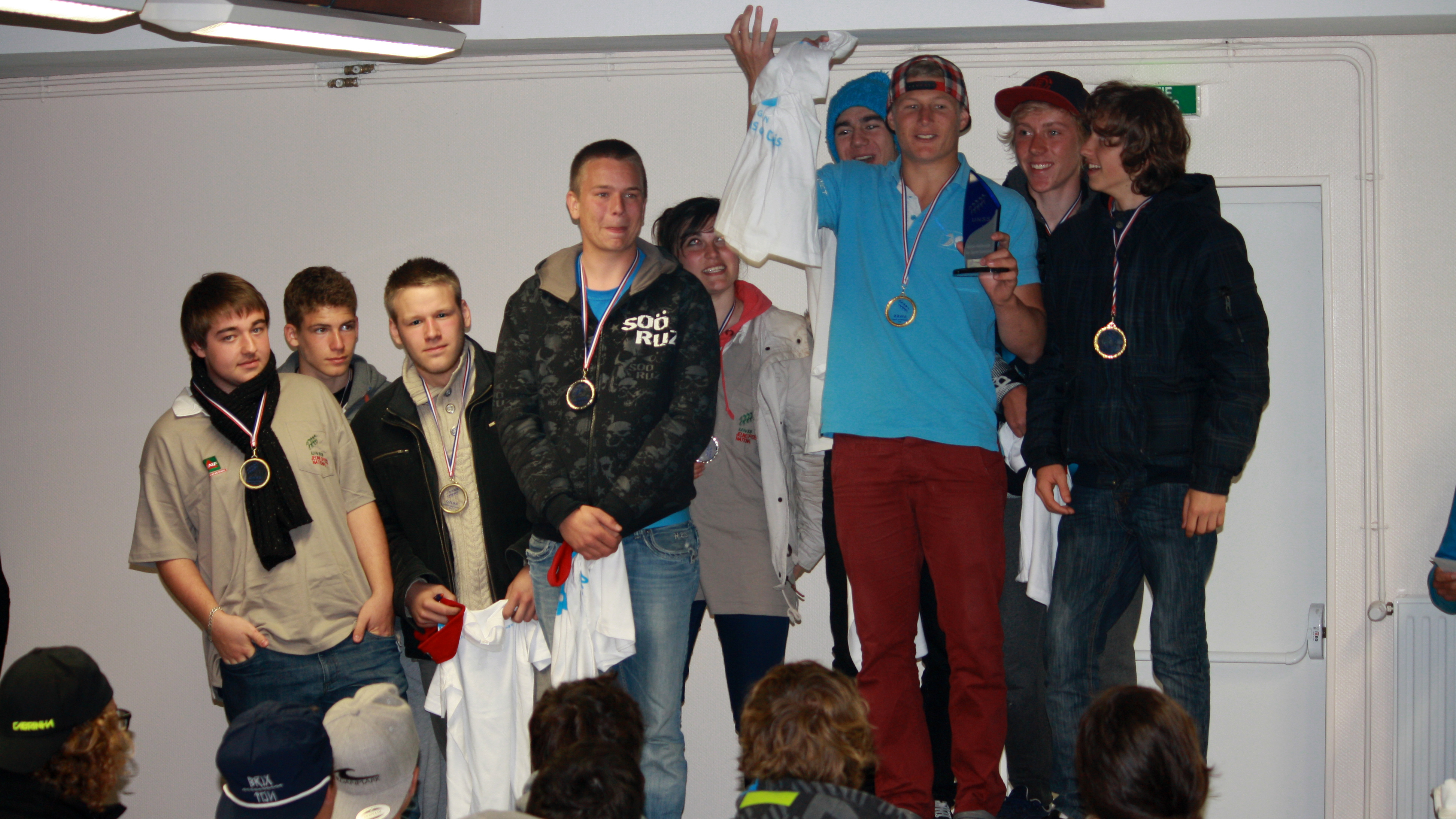 EuropeKite Champion de France UNSS