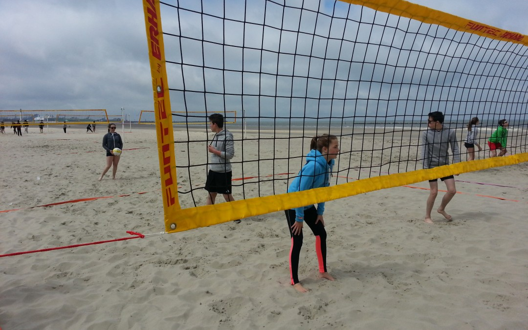 Tournoi de Beach-Volley 2018