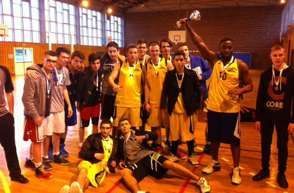 Basket-ball : l'Europe champion du Nord