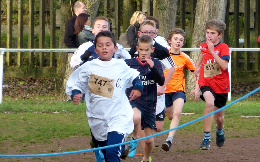 Cross de District 2014 : résultats et photos
