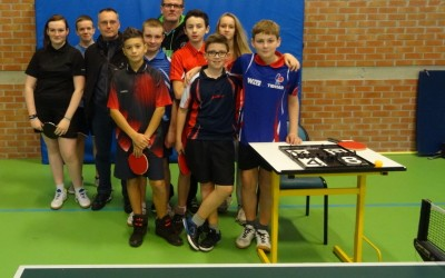 Tennis de Table : résultats excellence par équipes