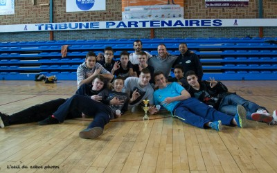 Basket-ball : L'Europe vice-champion inter-académique