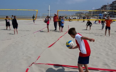 Bilan du tournoi de Beach Volley