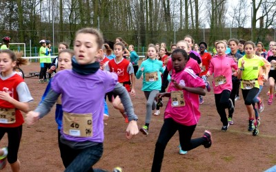 Résultats et photos du cross académique 2015