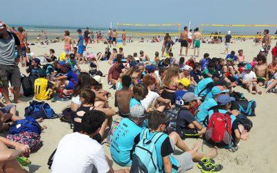 Bilan du Tournoi de Beach Volley 2017