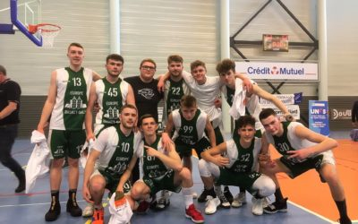 Basket-ball : le lycée de l'Europe Champion de France