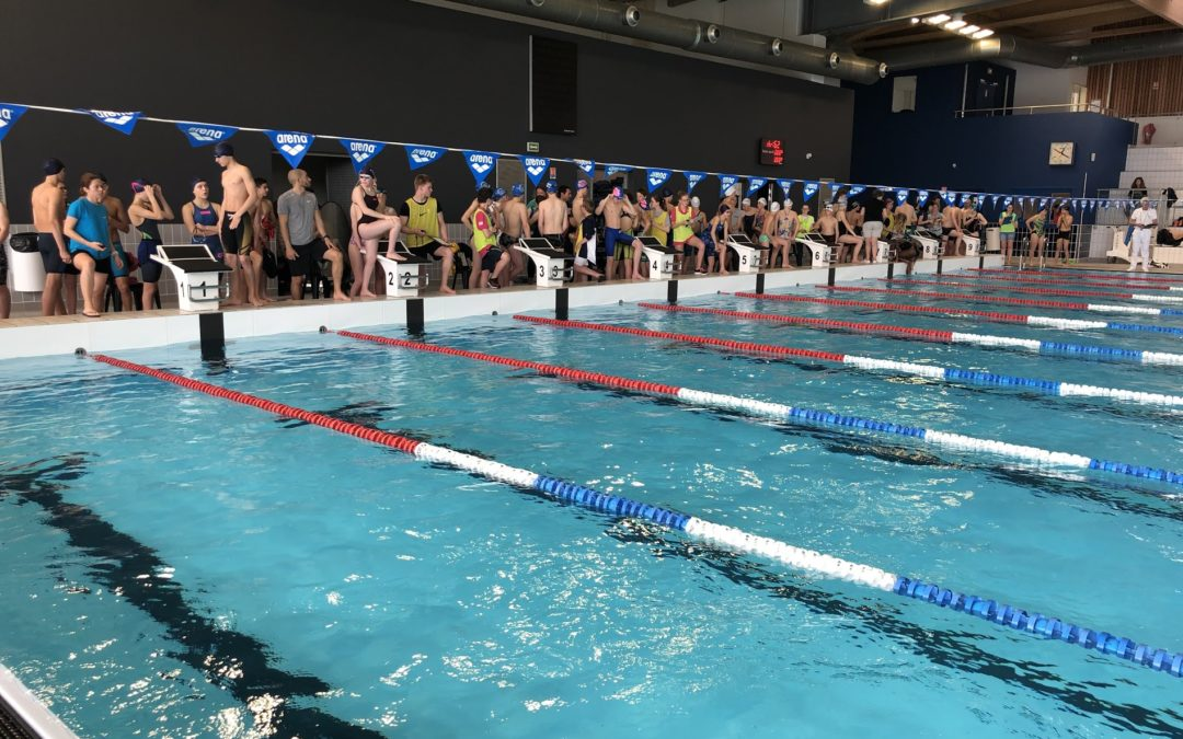 Natation : Guilleminot champion d'académie !